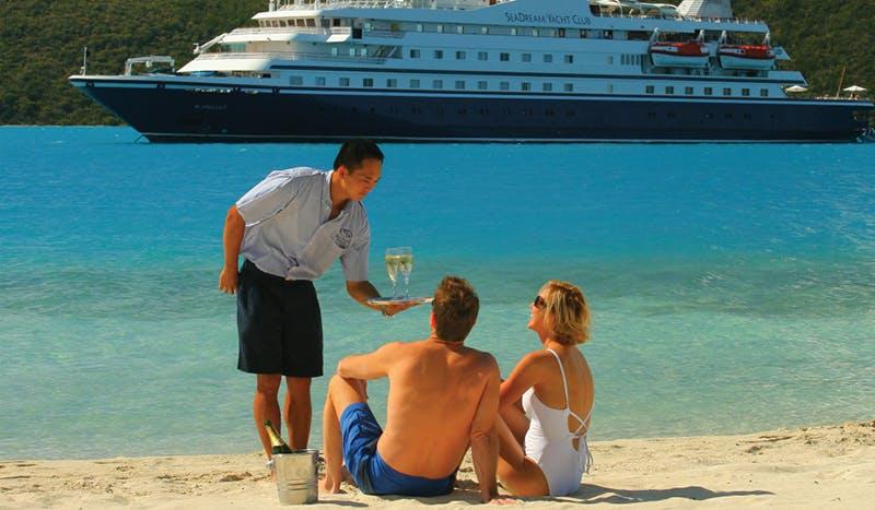 seadream yacht club service