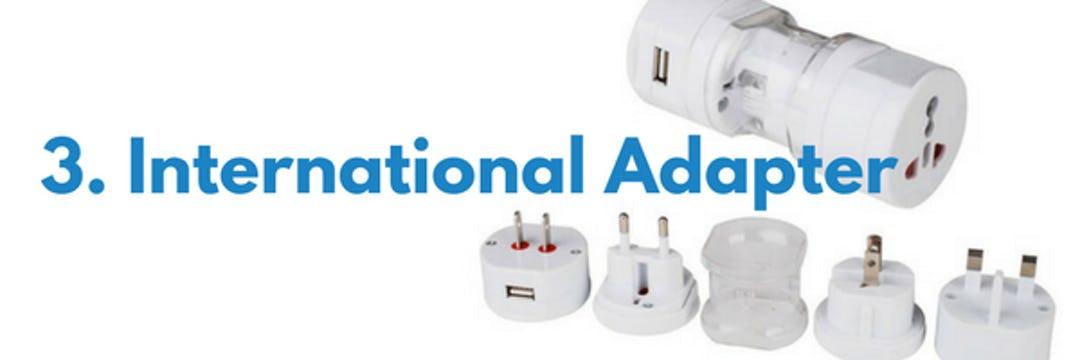 International-adapter