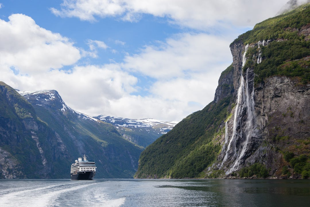 Azamara in Norway