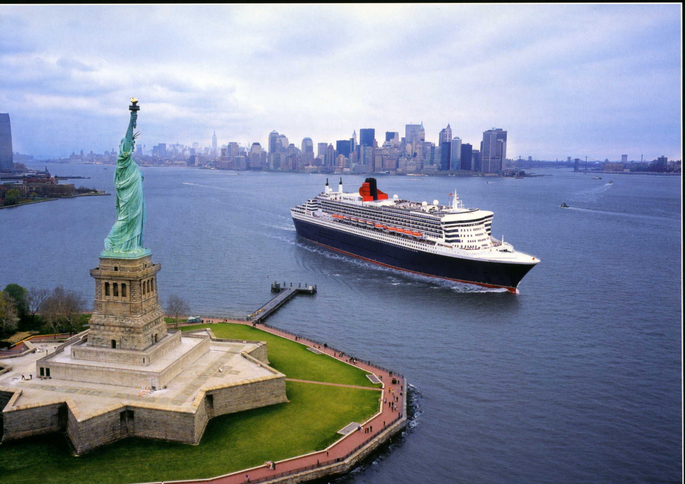 CunardNewYork