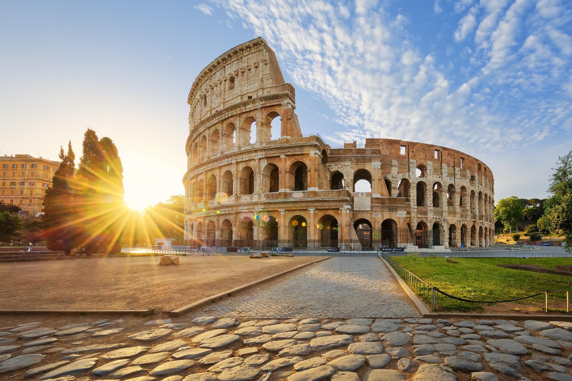 Italy_Rome-Colliseum