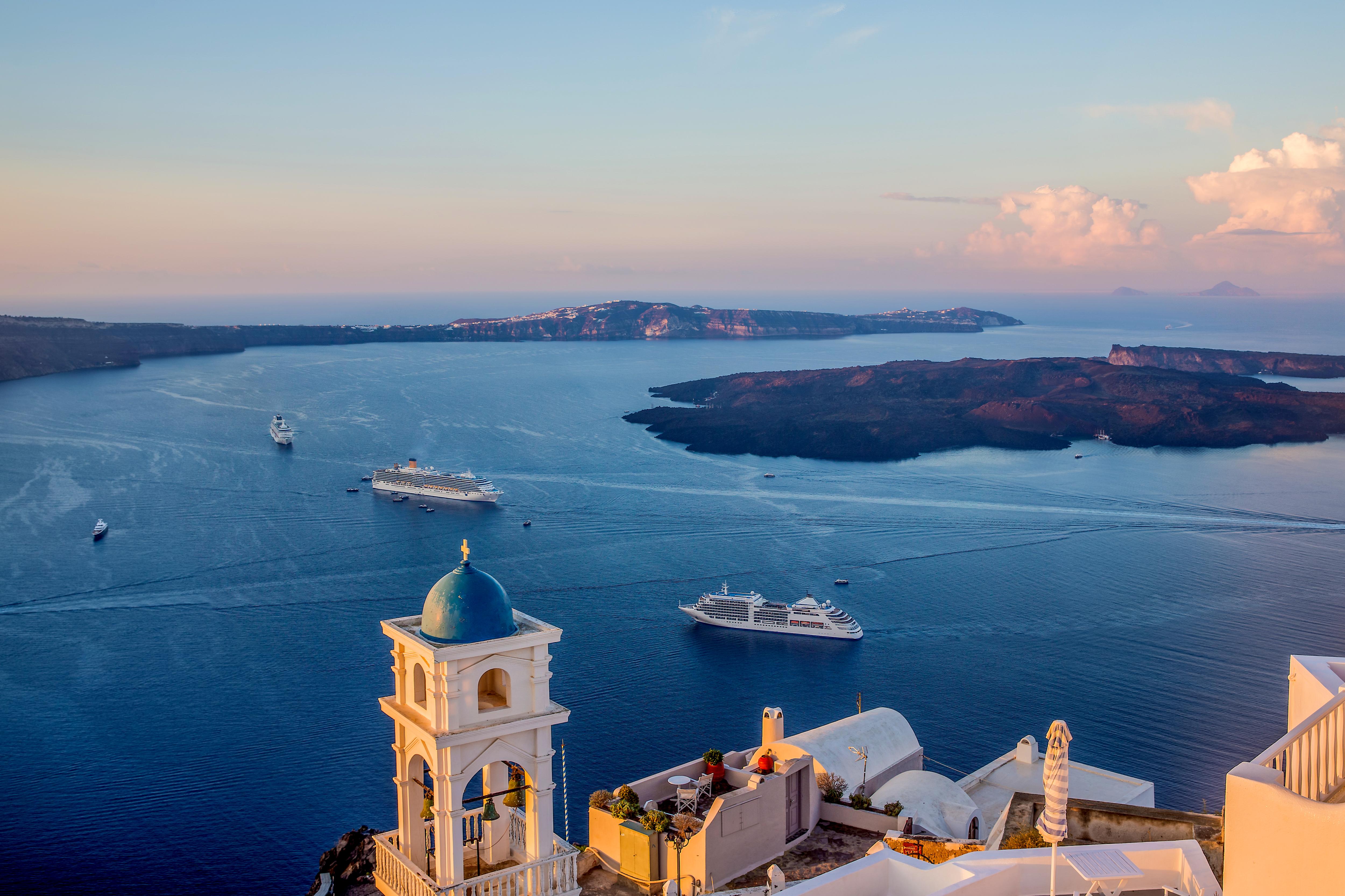 Mediterranean Cruise Greece