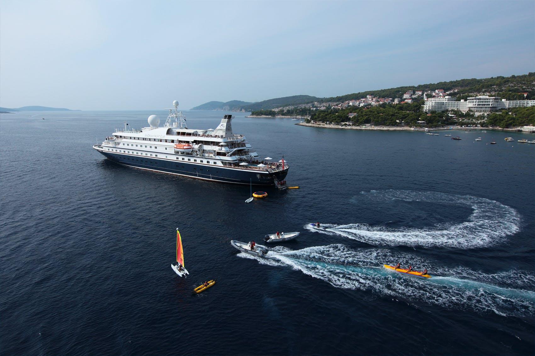 Sea Dream Yachts