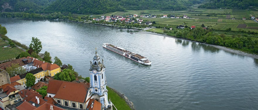 Viking has more than 60 river vessels sailing every major river in Europe.