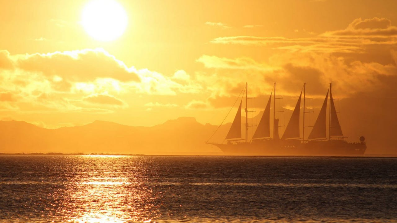 Windstar is one of the world's premier small-ship cruise lines.