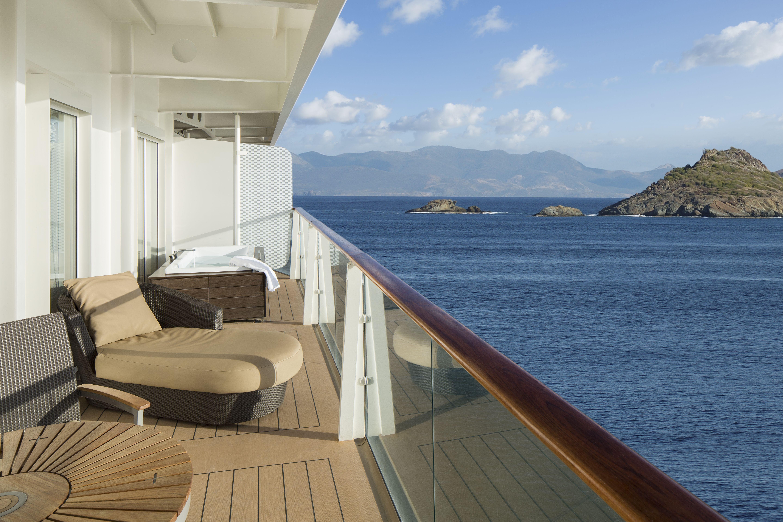 Celebrity Silhouette Royal Suite Veranda