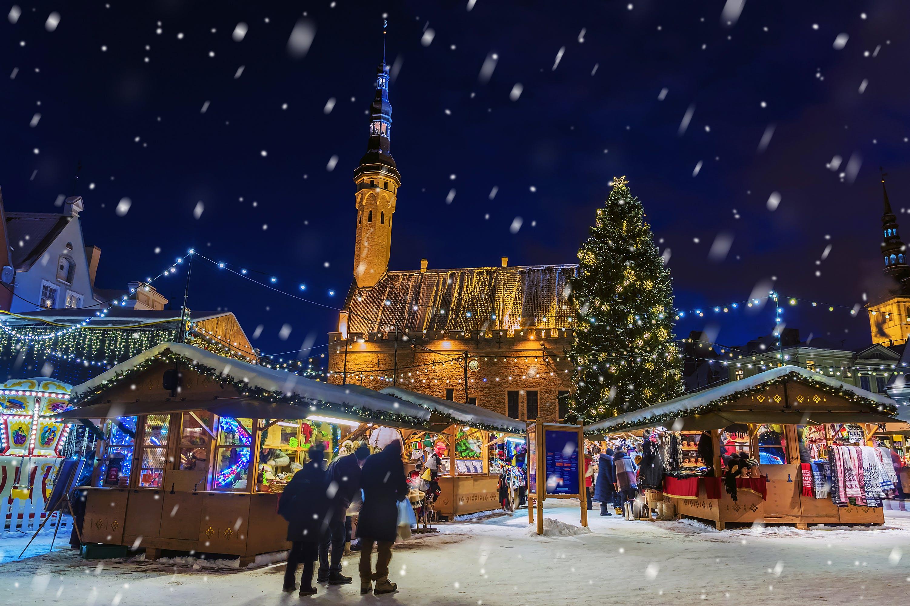 Christmas Market, Europe