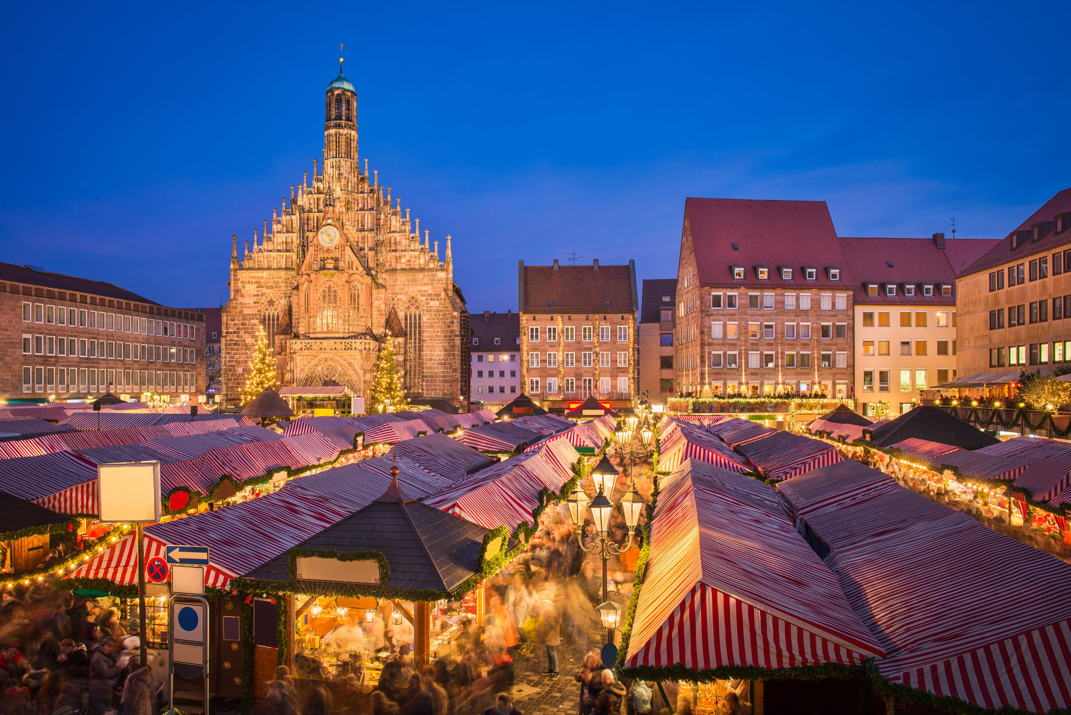Christkindlesmarkt Christmas Market in Germany