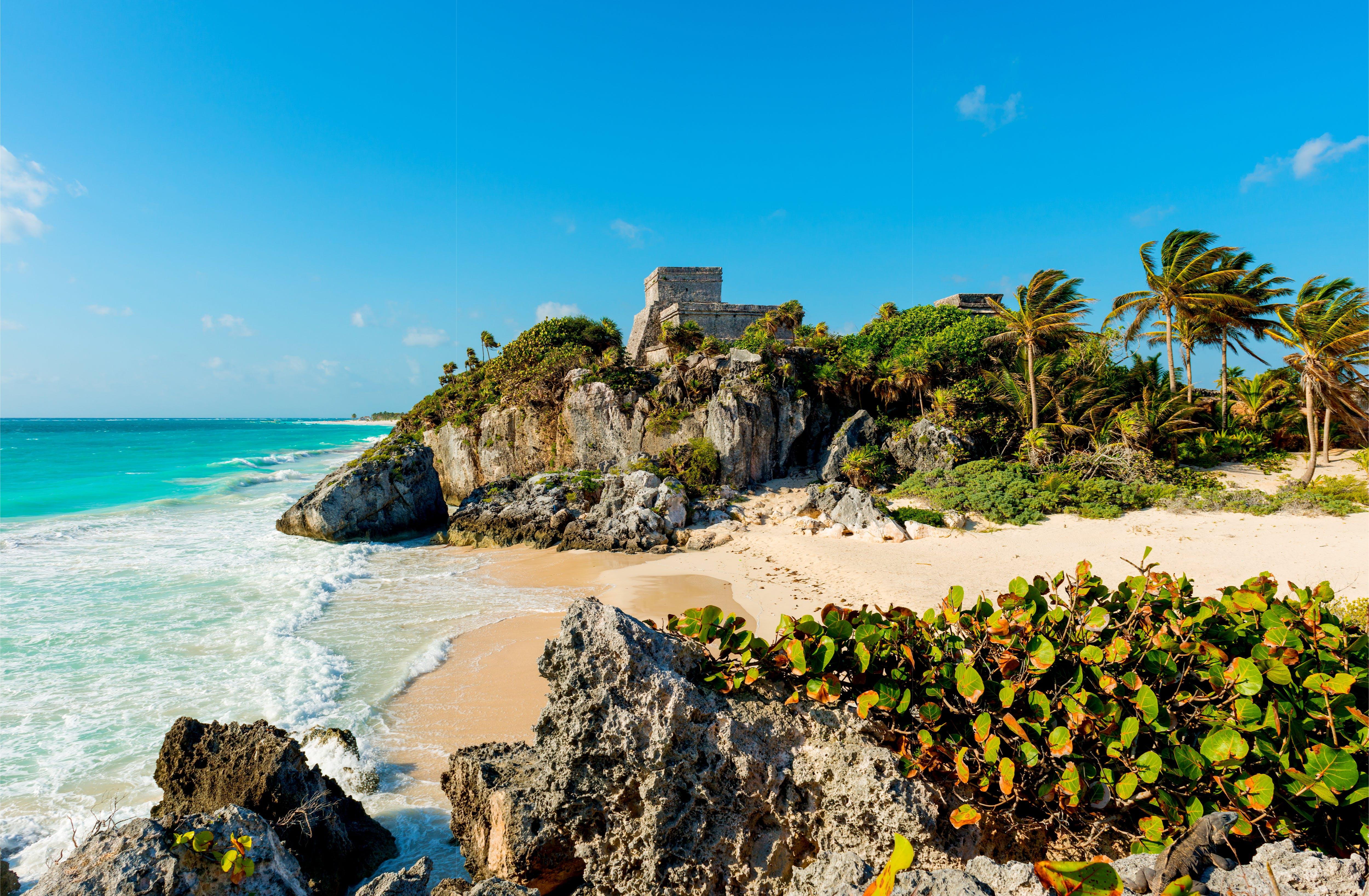 Cozumel, Mexico's Mayan ruins