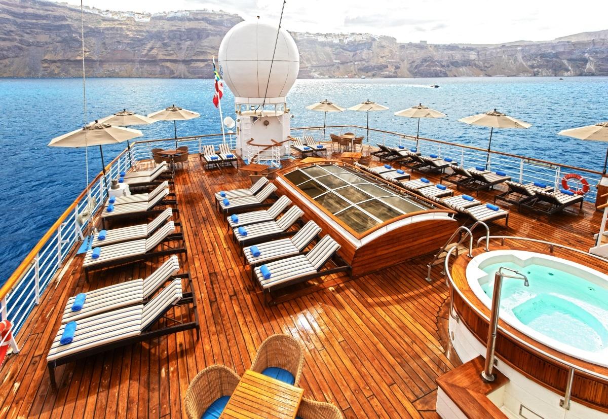 Windstar deck