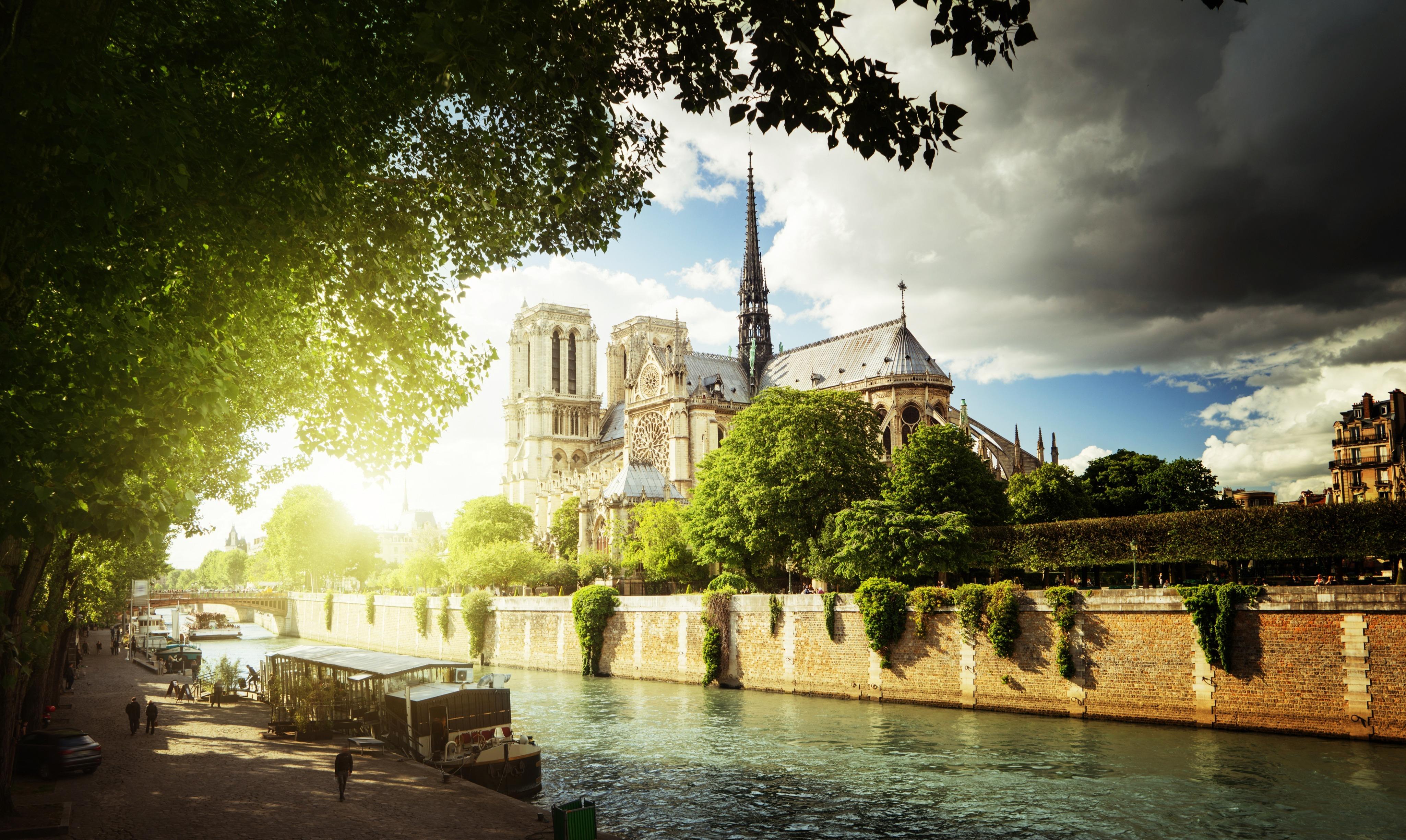 Seine River, France