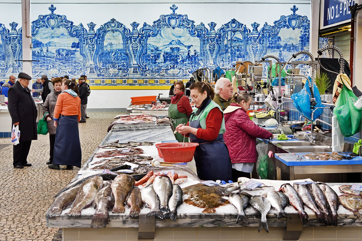 FishMonger in Portugal