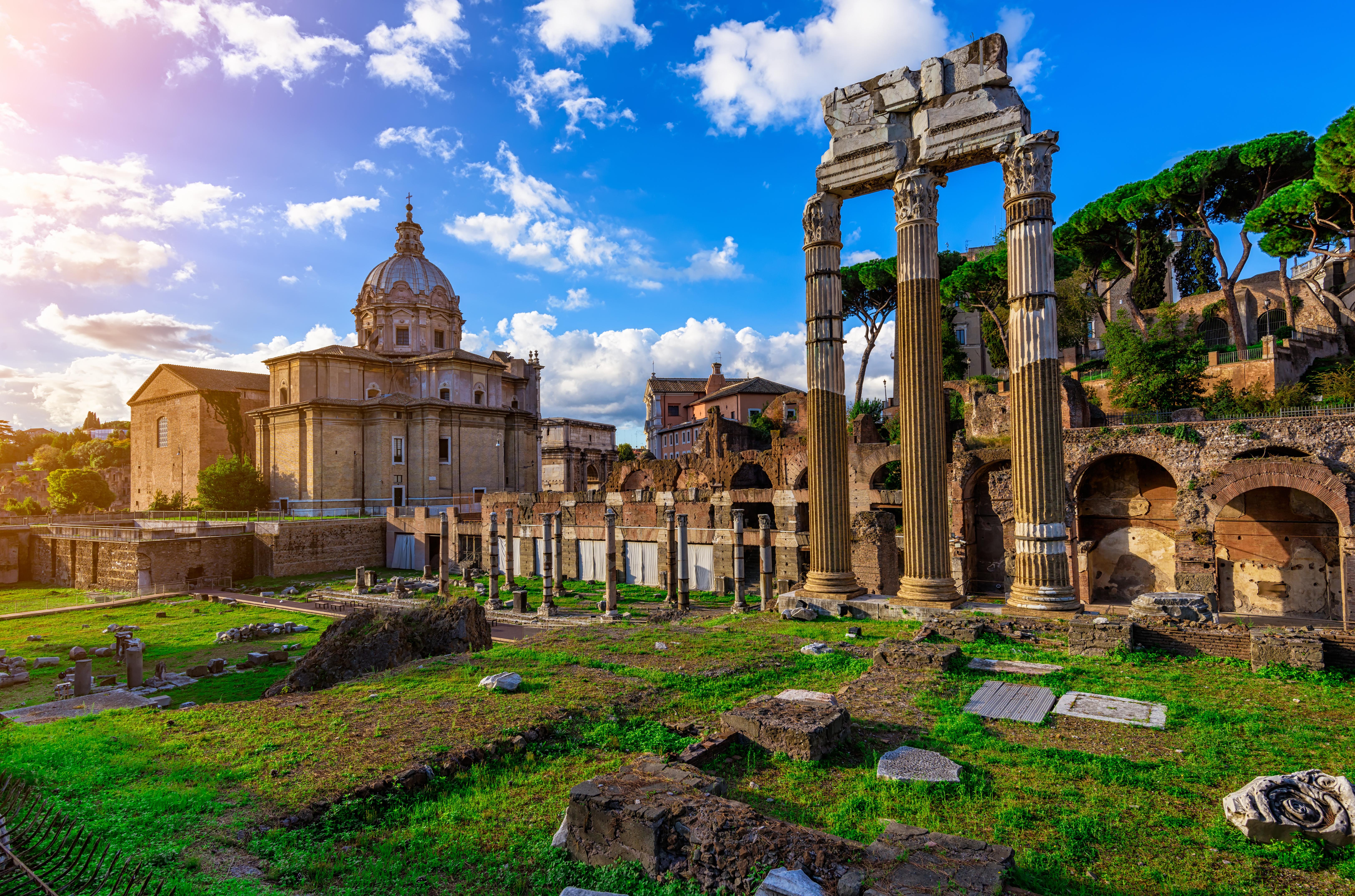 Italy_RomanForum