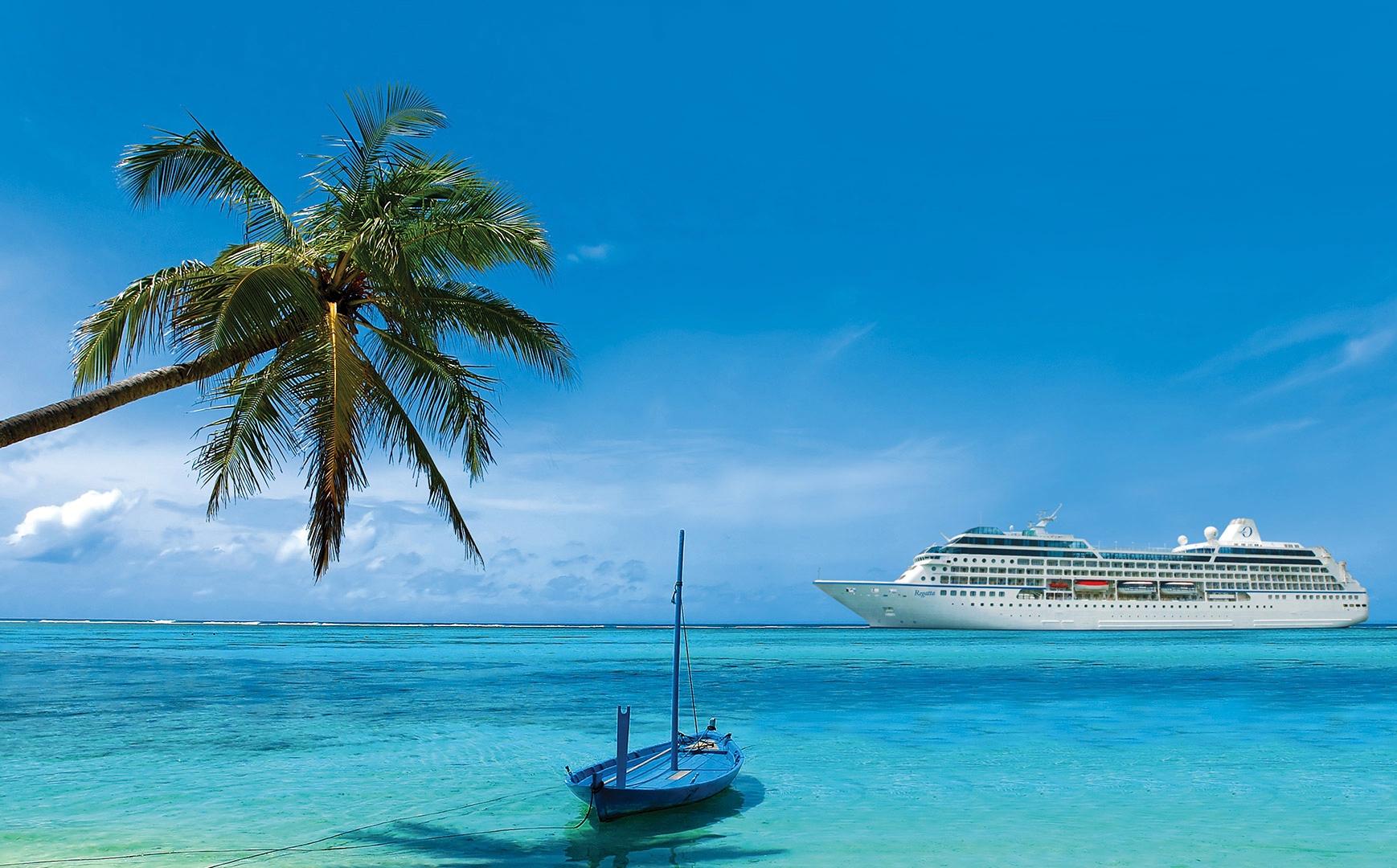 Oceania Cruises in Caribbean