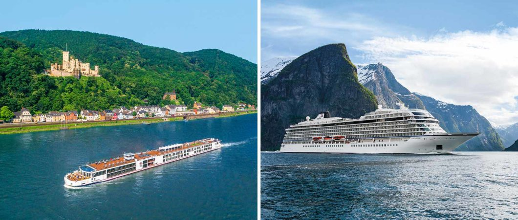 River vs. ocean cruising? Which is right for you?