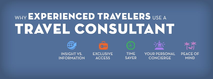 Travel Advisor benefits