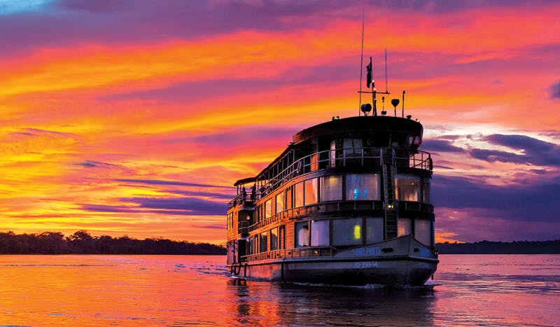 lindblad expeditions Delfin II