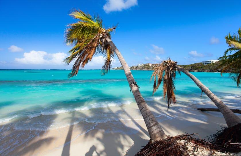 Caribbean island gem of Anguilla