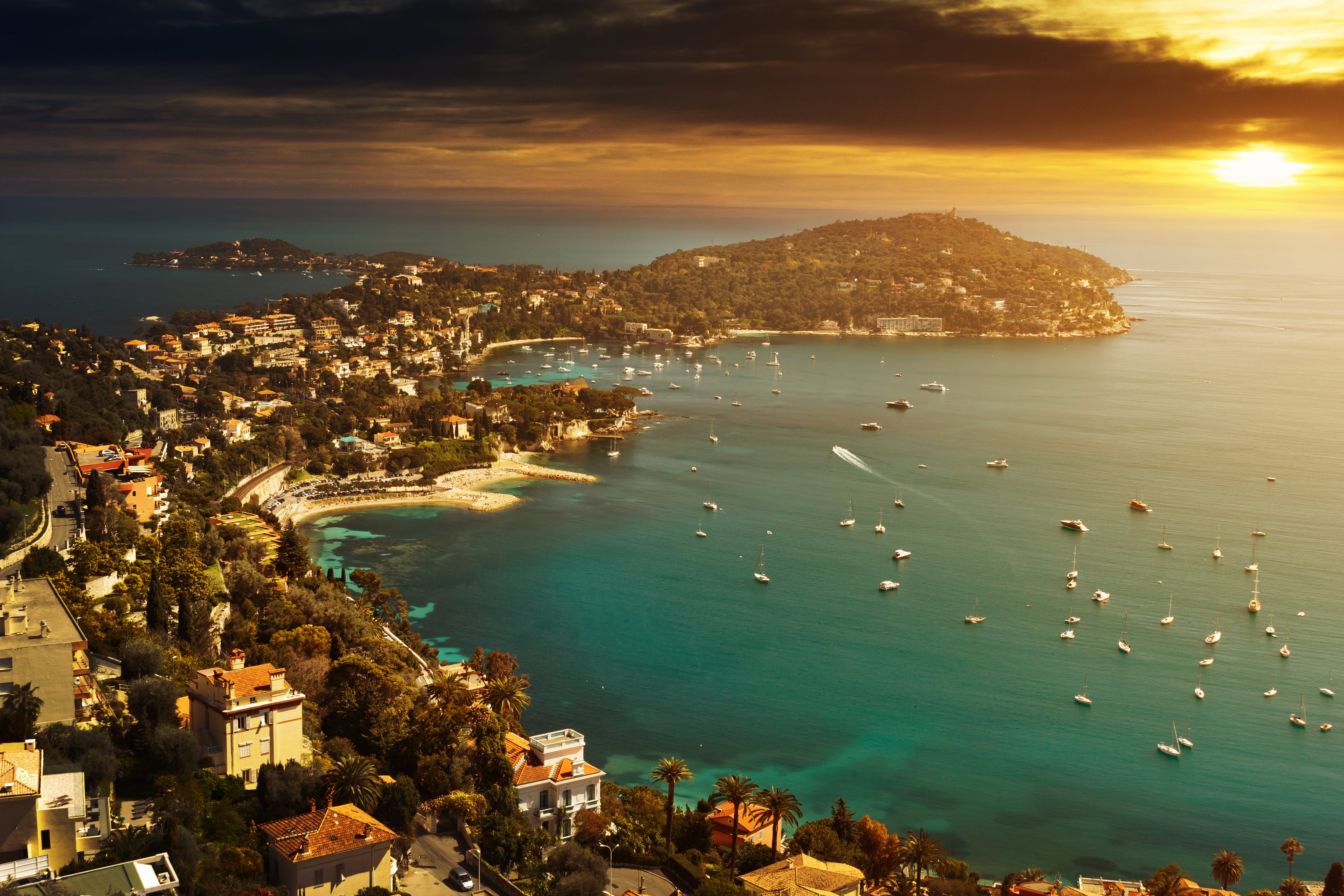 The French Riviera is a bucket-list destination.